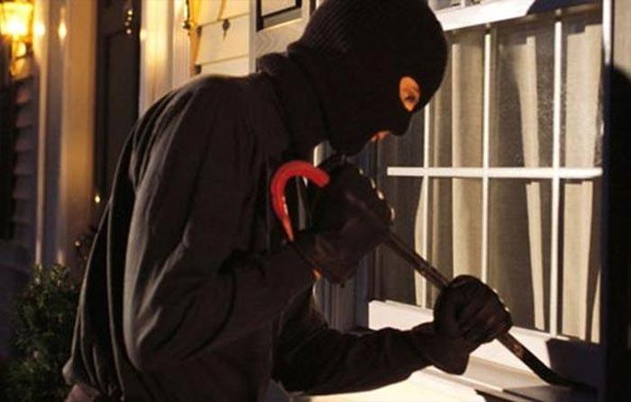 Difesa della casa dai ladri