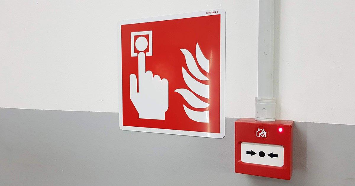 Antincendio nelle scuole
